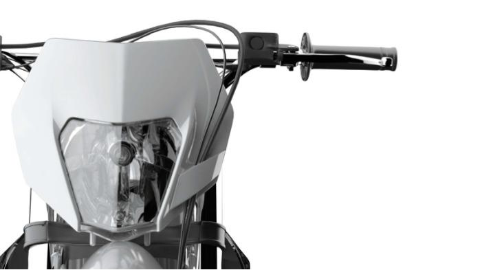 FRONT HEADLIGHT - Motorcycles