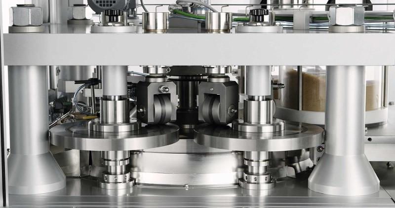 Hard stock cube pressing machine - PDP Series