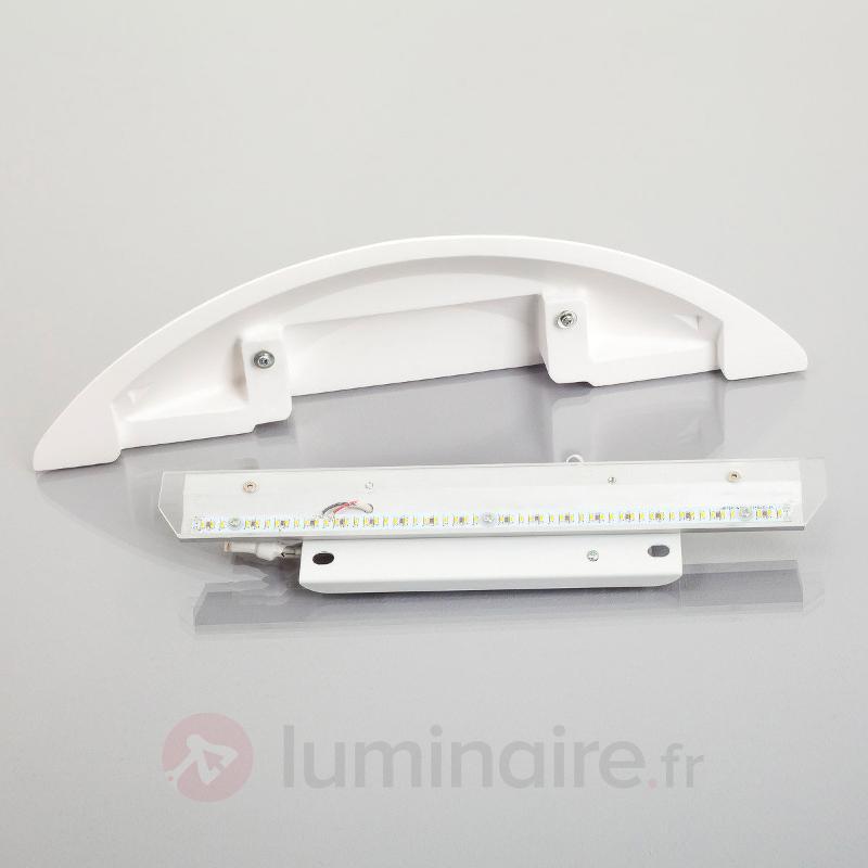 Applique LED Rufus en forme de demi-coupe - Appliques LED