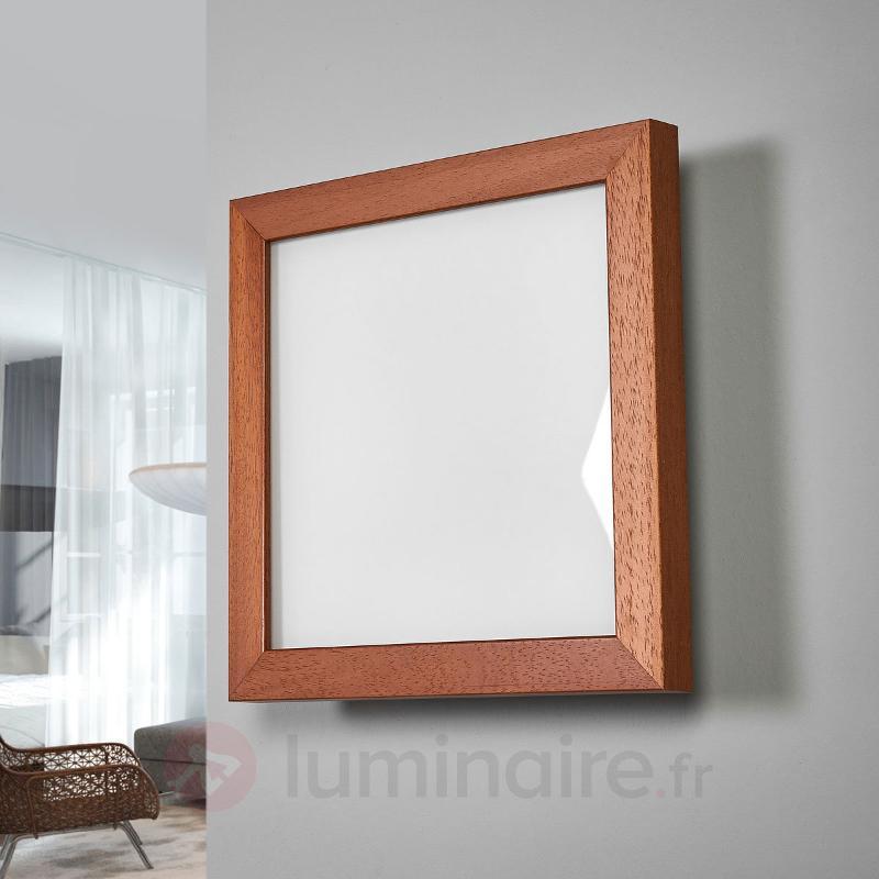 Applique en bois FRAME 27,7 x 27,7 cm - Appliques en bois