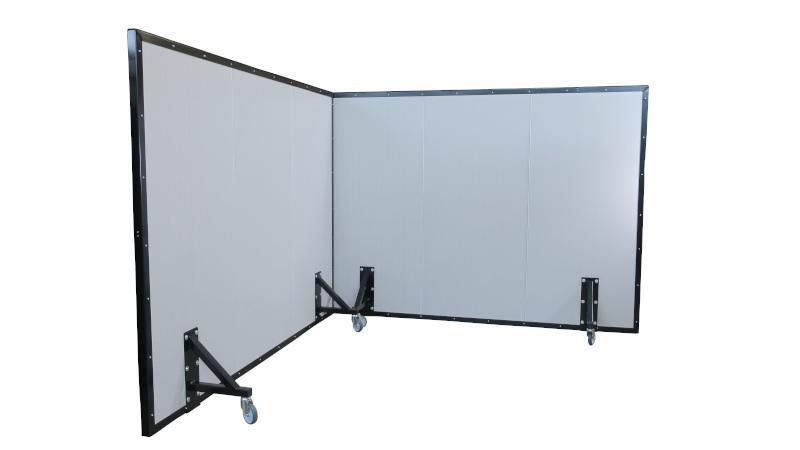 Lärmschutzwände - Feststehend oder Mobil