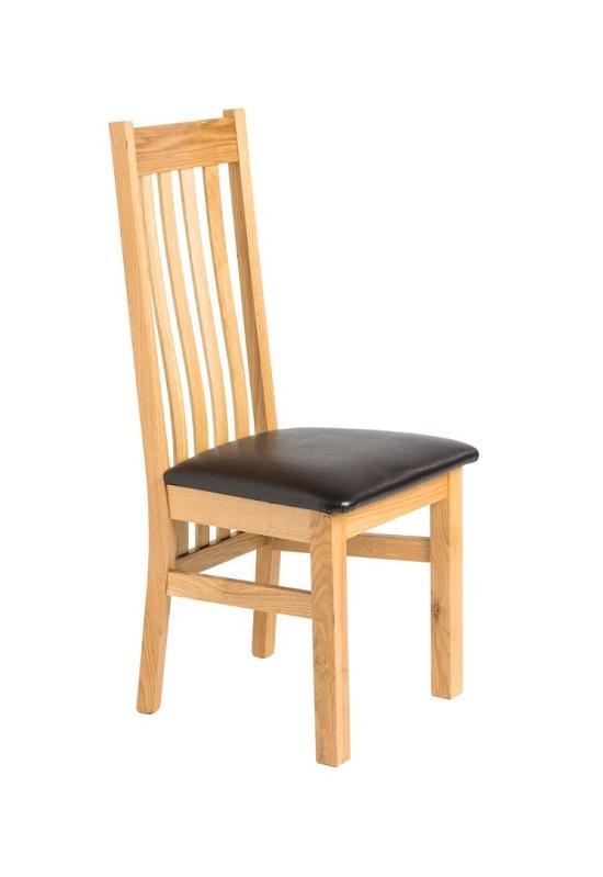 Oak chair Ana -