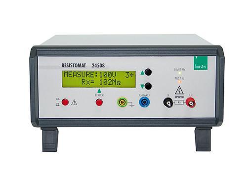 Mégohmmètre numérique - RESISTOMAT® 24508 - Mégohmmètre numérique - RESISTOMAT® 24508