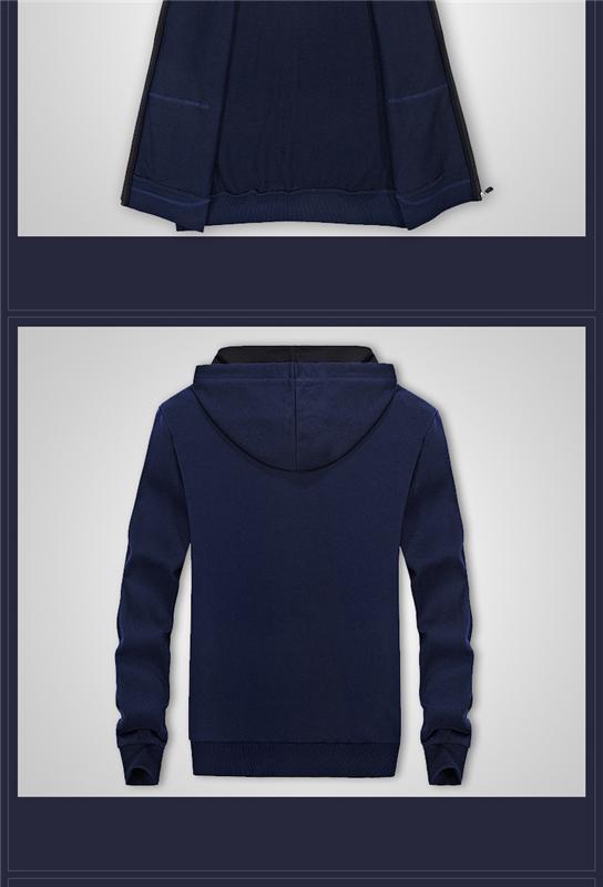 Long sleeve zipper fleece - zipper sweater