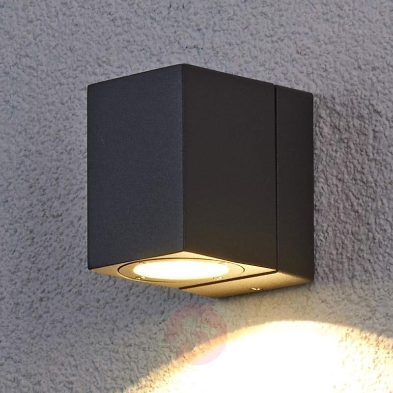 Lorik flexible LED outdoor wall lamp - Outdoor Wall Lights