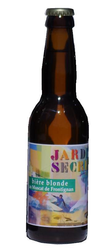 Bière blonde au Muscat de Frontignan AOC 33CL - Boissons