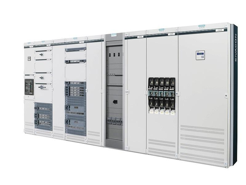 PC/MCC Low Voltage Switchboards - PC/MCC Low Voltage Switchboards SIVACON S8 type, Siemens licensed partner