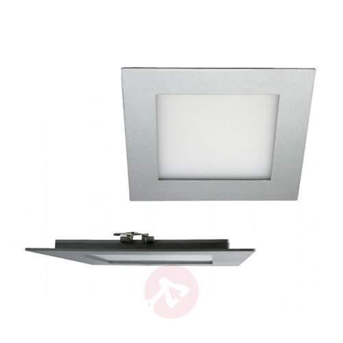 Lübeck energy-saving LED panel, warm white - Recessed Spotlights