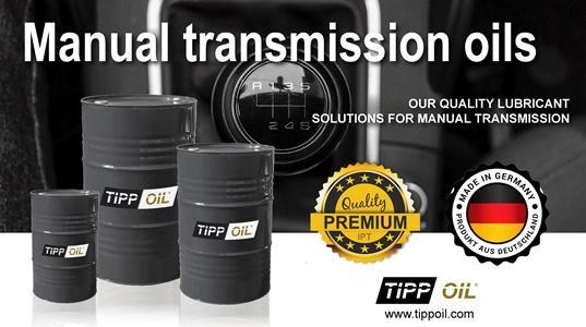 TIPP OIL - Schaltgetriebeöle -