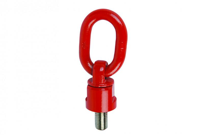 Ring bolts swivel - Lifting or securing loads, swivel rings have many uses.