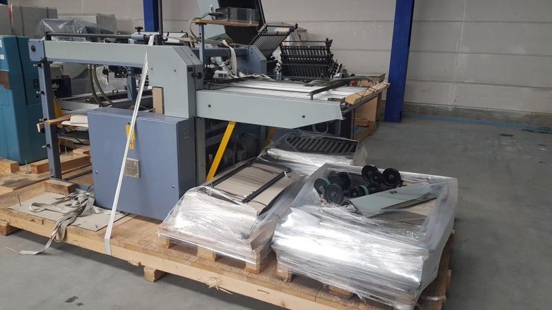 STAHL TF 78/66 - P - Used Machine