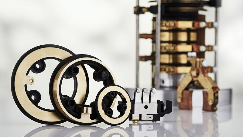 Modular slip ring systems - Maximum flexibility