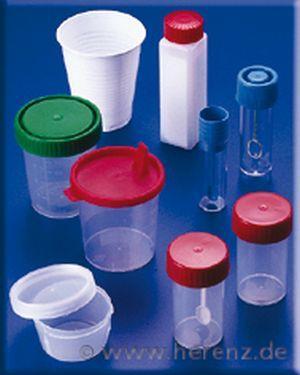 Behälter & Container & Stopfen & Streichen