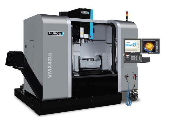 5-Axis-Machining-Center - VMX 42 Ui - The ideal machine for medium sized 5-axis parts