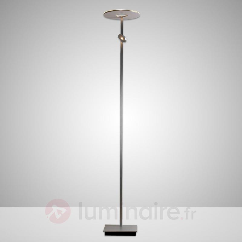 Lampadaire à éclairage indirect LED Saturn - Lampadaires LED à éclairage indirect