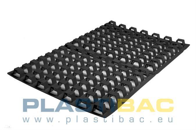 Palettes plastiques - PB-FM1210-02