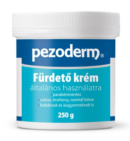 Bath&Shower Cream - PEZODERM®