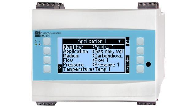 RMC621 Calculateur de débit et d'énergie -