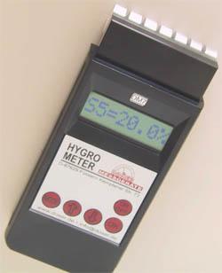 Papierfeuchte - Messgerät  - DM7-AL