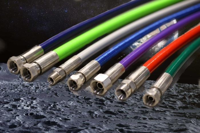 Farbspritzschläuche von DN3mm bis DN 25mm Drücke - null
