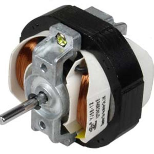 Shaded field motor