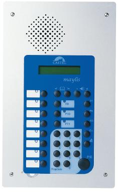 MPP - Intercommunication professionnelle (MAYLIS) - Poste Maylis Principal version platine