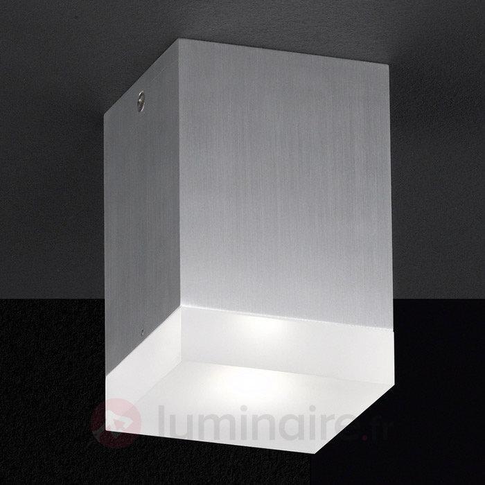 Plafonnier LED lumineux Tetra - Plafonniers LED