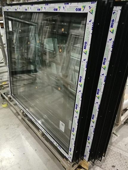 Porte e finestre in alluminio - Sistema di alluminio con taglio termico