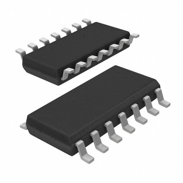 IC COUNTER DUAL 4BIT BIN 14SOIC - Nexperia USA Inc. 74HC393D,653