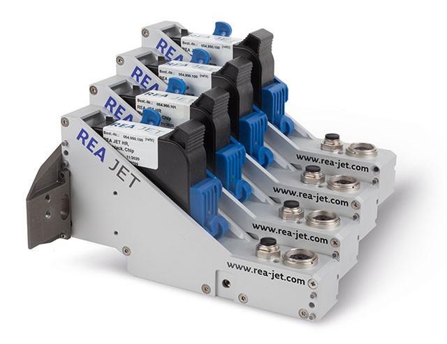 Marcatori a getto d'inchiostro REA JET HR pro OEM - per applicazioni di serializzazione rapida e integrazioni complete di macchine