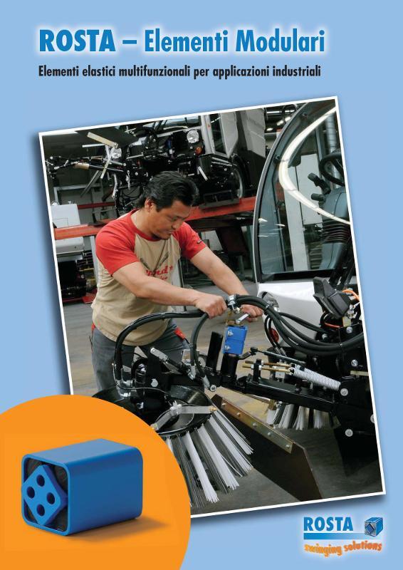 Supporti per sistemi oscillanti - Vibrazioni e moto vibratorio