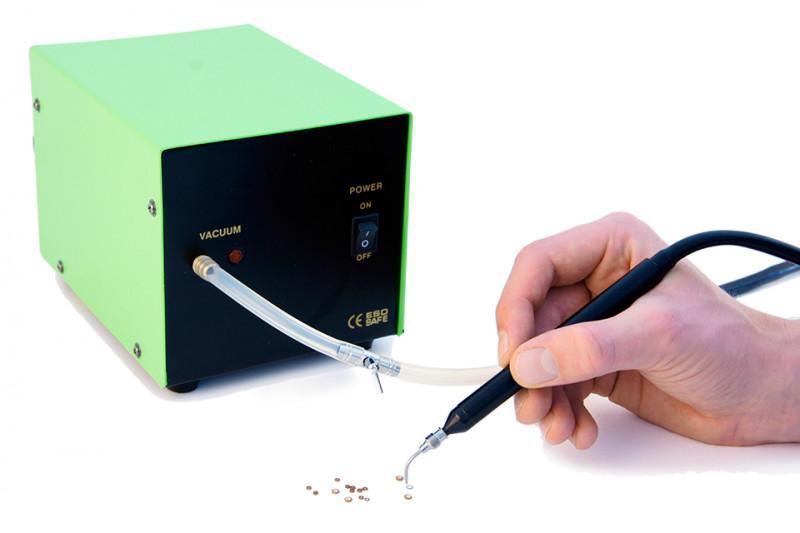 Proben Picker - Für einfaches und genaues Positionieren von sehr kleinen Kabelproben