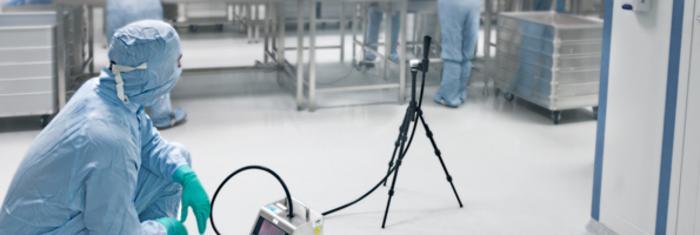 Reinraumtechnik - professionell und effizient ausgeführt