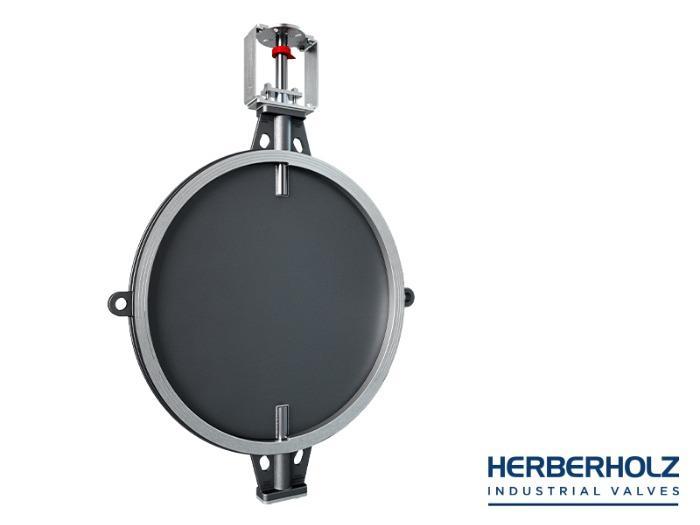 HRD/S / HRA/S - Butterfly valve dumper