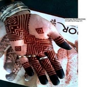 natural powder  henna - BAQ henna7861515jan2018