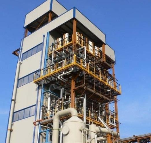 CHEMICAL & PETROCHEMICAL INDUSTRY - Site Installation & Maintenance