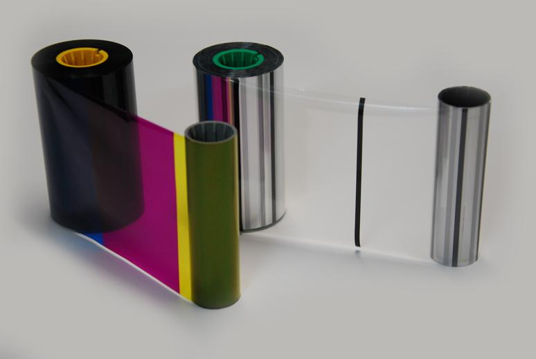 Kartendrucker Verbrauchsmaterial