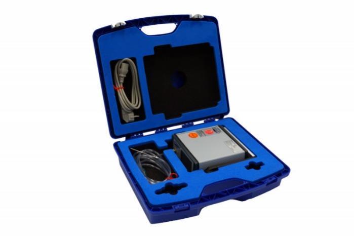 Oxygen analyser Oxy EVO + PPA - Oxygen analyser for purging and orbital welding - Oxy EVO, Orbitec