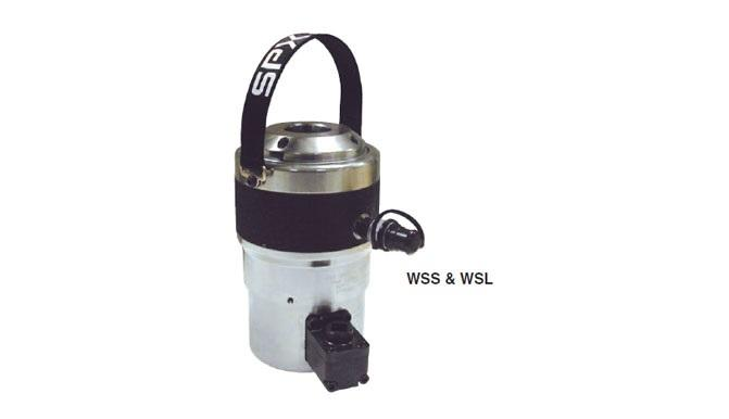 WSS & WSL: Wind Tensioner Foundation - Tensioners