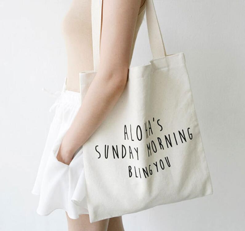 Canvas Promotional Bag - Canvas Handbag, Canvas Promotional Bag