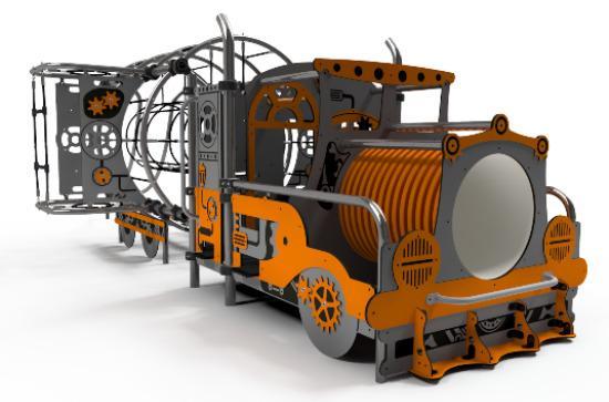 Cistern - INDUSTRIAL series
