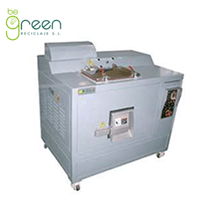 Máquina de gestión de residuo orgánico industrial