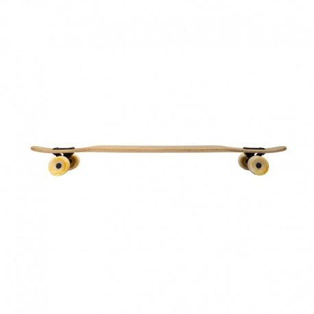 Longboard Skull 40 Bambu BeXtreme - Tabla Longboard