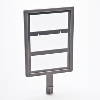 Standaard displays voor documenten - Taymar® gamma: affichehouder: CAP210
