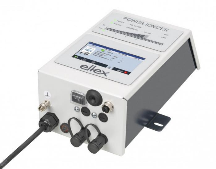 POWER IONIZER discharge power supply - High performance discharging power supply; 24 V DC, 90 - 264 V AC