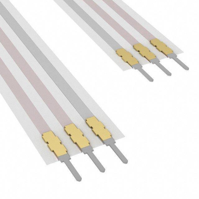 FLEX CABLE - AFE03T/AF03/AFE03T - TE Connectivity AMP Connectors A9AAT-0302F