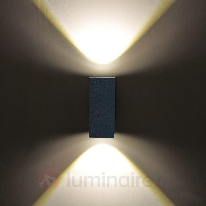 Tavi applique d'extérieur avec 2 LED Bridgelux - Appliques d'extérieur LED