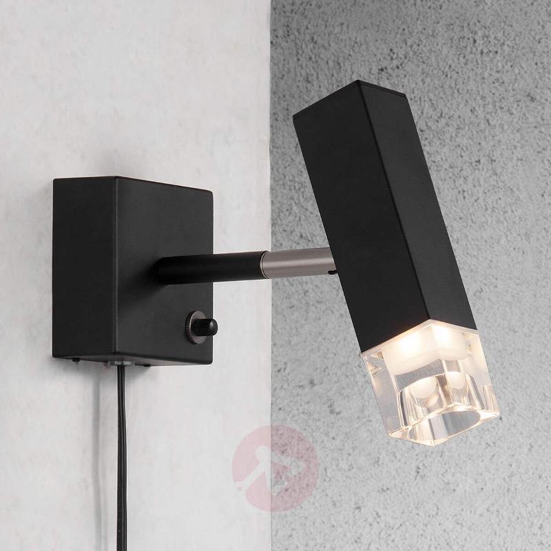 Rotating/swivelling Caddo LED wall light - Wall Lights