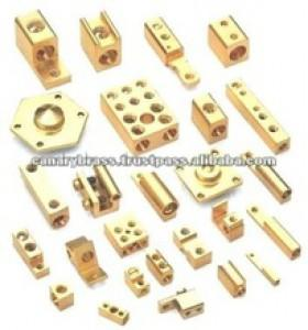 brass nut screw
