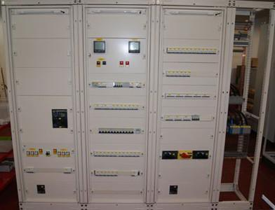 coffrets et armoires électriques - TGBT